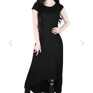 Killstar Riply-T Maxi Dress